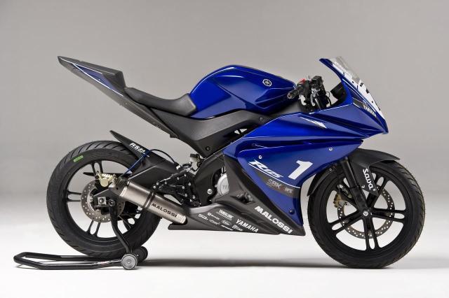 Yamaha R125 Cup 2013