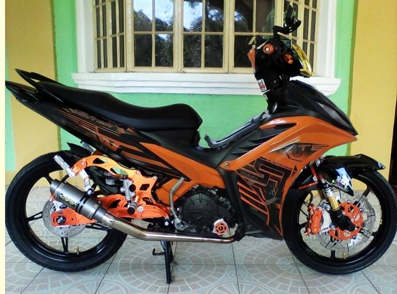 Modified Yamaha Sniper Mx Philippines Version By Monster