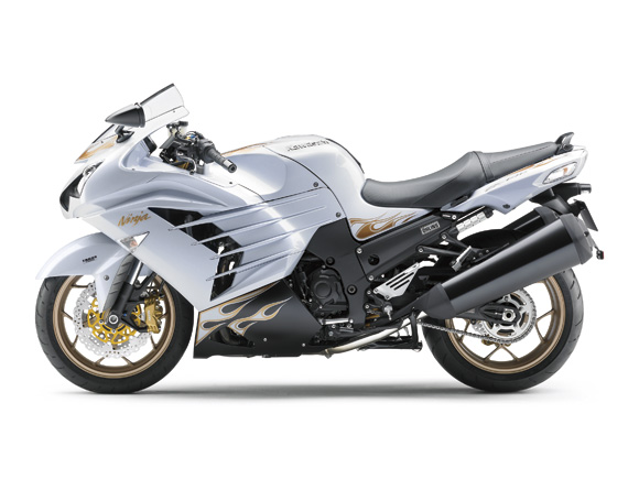 2014 Kawasaki ZX-14R (ZZR1400) - estimated RM109k