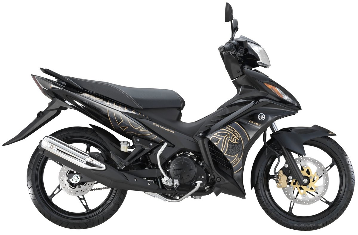 Gallery 2014 Yamaha 135lc Super Sport Rm6 318 And 135lc Extreme Spirit Rm6 988 Official