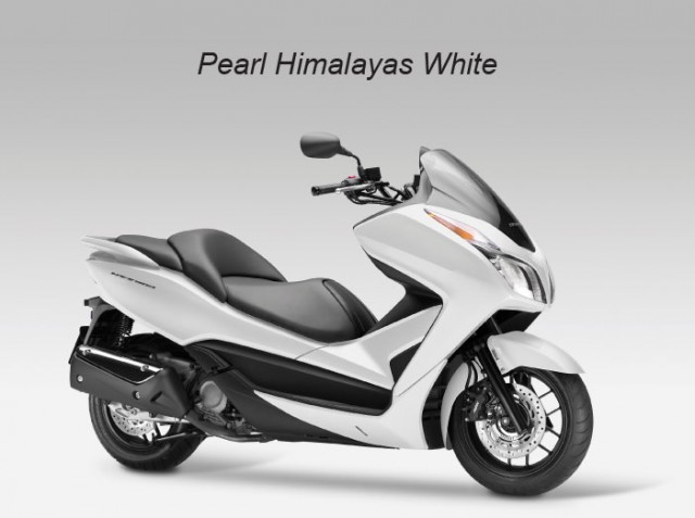 2014 Honda NSS300 Maxi Scooter Released In Malaysia RM26768 Standard And RM28288 ABS