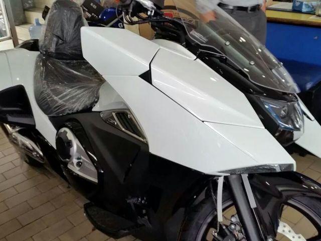 Honda NM4 Malaysia