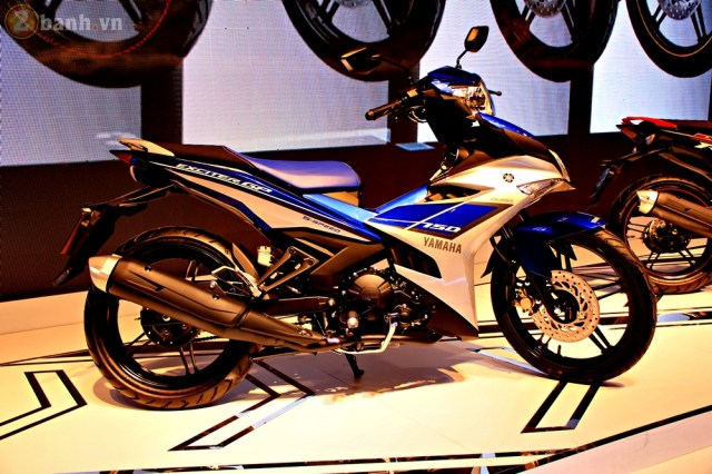 2015 Yamaha Exciter 150 FI RC and GP Officially Unveiled in