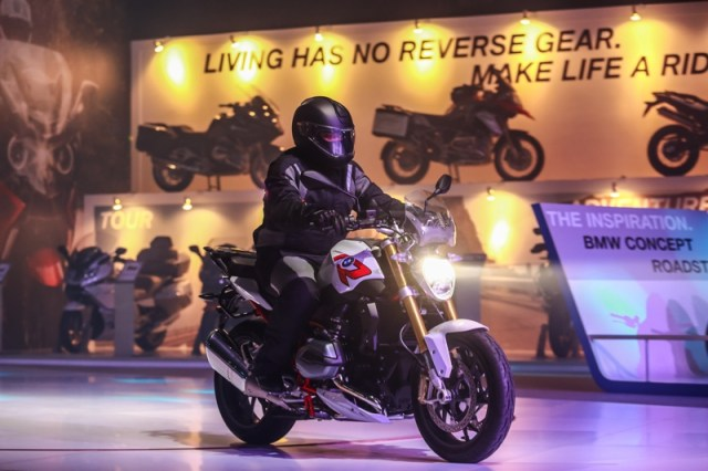 The new BMW R 1200 R (4)