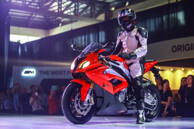 The new BMW S 1000 RR (3)