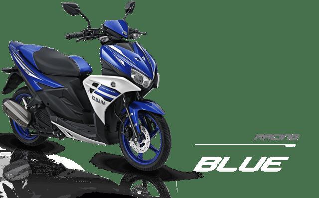 2016-Yamaha-Aerox-125LC-Indonesia-biru