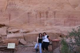 Buckhorn Wash Petroglyphs
