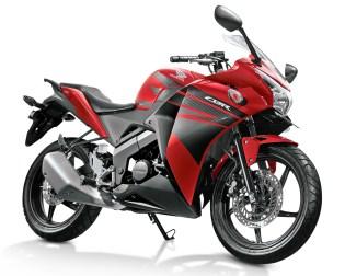 CBR150R.Millenium Red