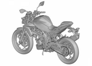 Kawasak-250-Single-Naked-5