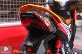 Honda Blade 125 FI - Repsol Livery 2