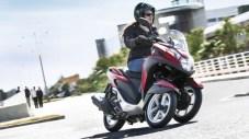 Yamaha Tricity and Women 2
