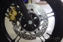 Yamaha YZF-R15, Disc Brake