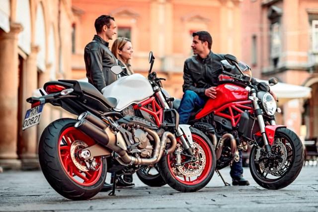 New Ducati 821 - 02