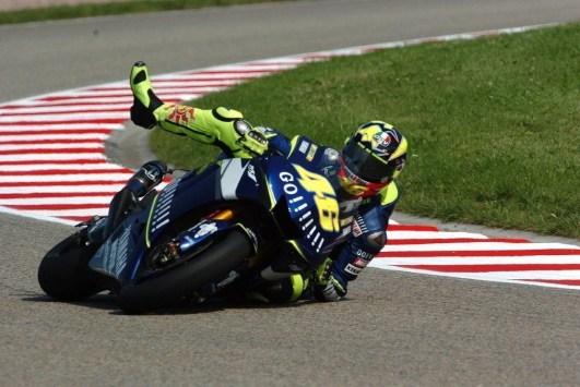 2005 Rossi Sachsenring