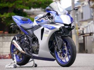 Yamaha R3 ala R1M 2