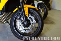 CB650F ABS Front