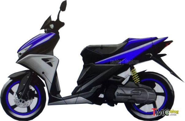 Yamaha-Aerox-125