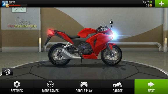 CBR 250R - Traffic Rider