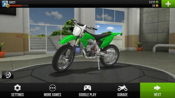 KLX 150 - Traffic Rider