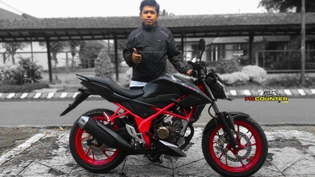 New CB150R SE Raptor Black