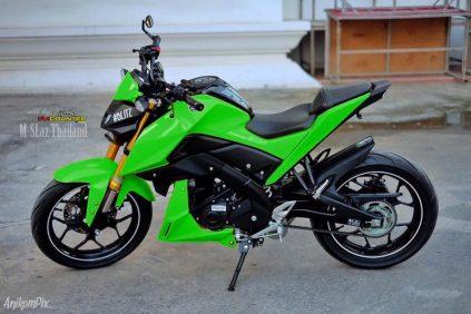 Xabre 150 Green