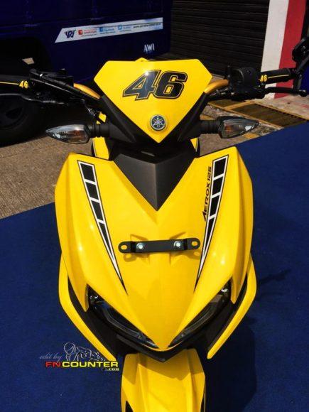 Yamaha Aerox 125 50th Anniversary 2
