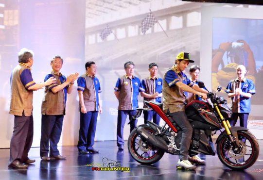 Yamaha Xabre 150 Valentino Rossi