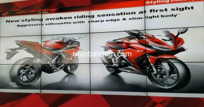All New CBR 150R 2016 - Body