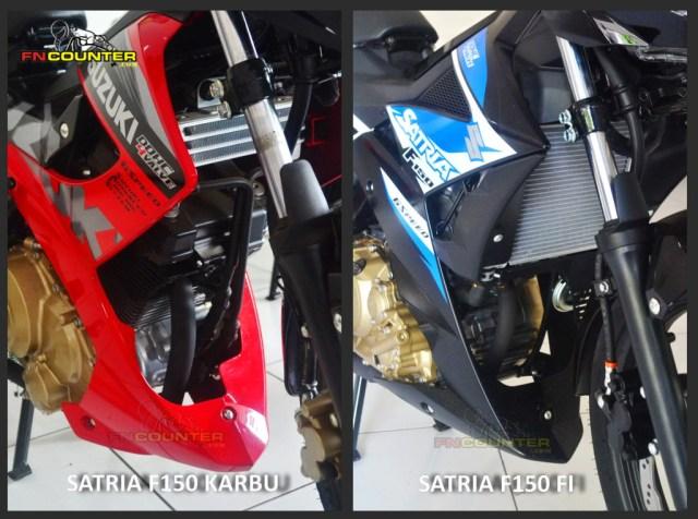 Satria F150 FI - Karbu