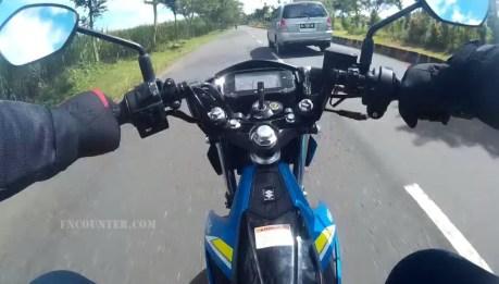 Touring Satria FU 150 FI Speed