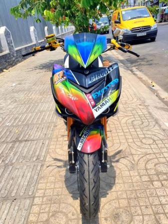 MX King 150 Candy Mod 4