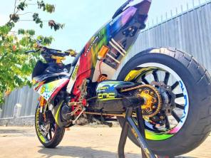 MX King 150 Candy Mod 5