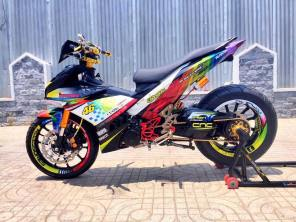 MX King 150 Candy Mod 6