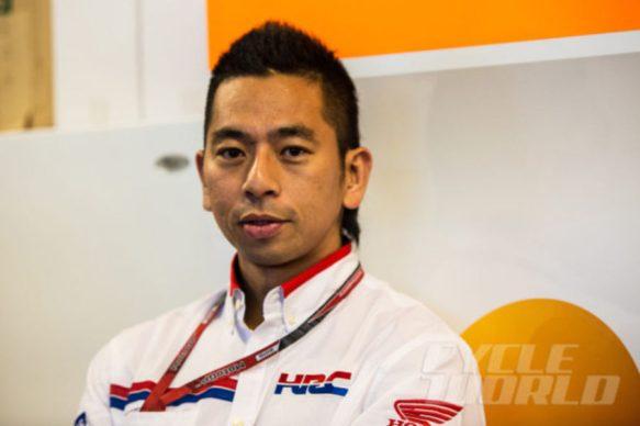 Takeo Yokoyama, Direktur Teknik HRC