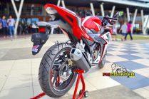 all new CBR150R Rear Look2