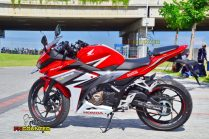 all new CBR150R Side Look 2
