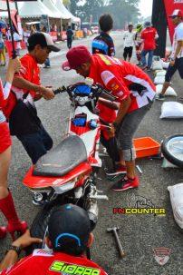 Honda Dream Cup 2016 Malang - Wet RACE