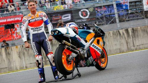 Mick Doohan MotoGP
