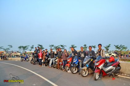 City Tour NMAX Surabaya 1