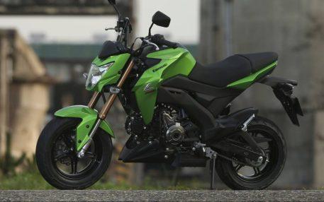 Z125 Pro Kawasaki 2016