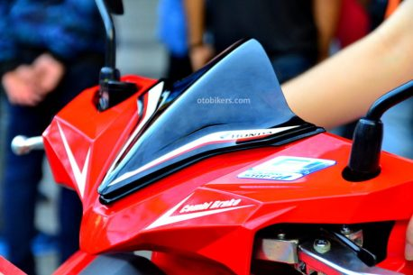 Launching All New BeAT Sporty 2016 22
