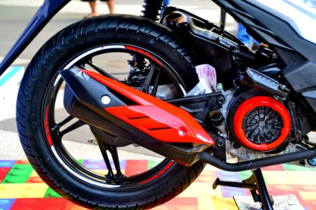 Launching All New BeAT Sporty 2016 23