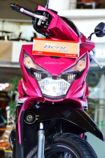 Launching All New BeAT Sporty 2016 38