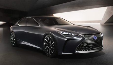 Lexus LF-FC GIAAS 2016