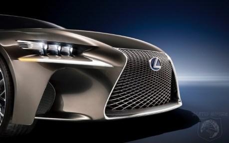 Lexus LF-FC Konsep GIAAS 2016