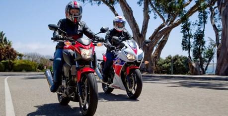 Recall Honda CBR300R CB300F