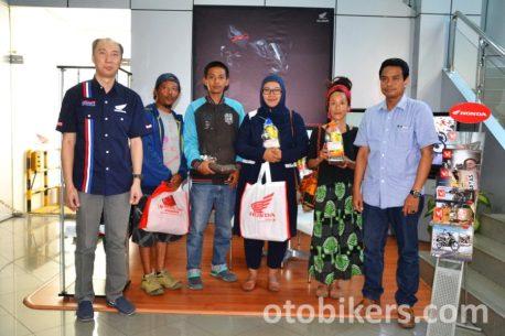 Hari Pelanggan MPM Malang Otobikers