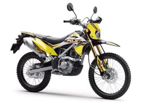 KLX 150BF SE Kuning