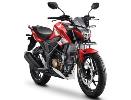 New Honda CB150R StreetFire Livery AHRT