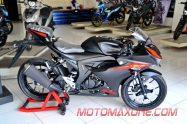 Suzuki GSX-R150 Black Matte_1